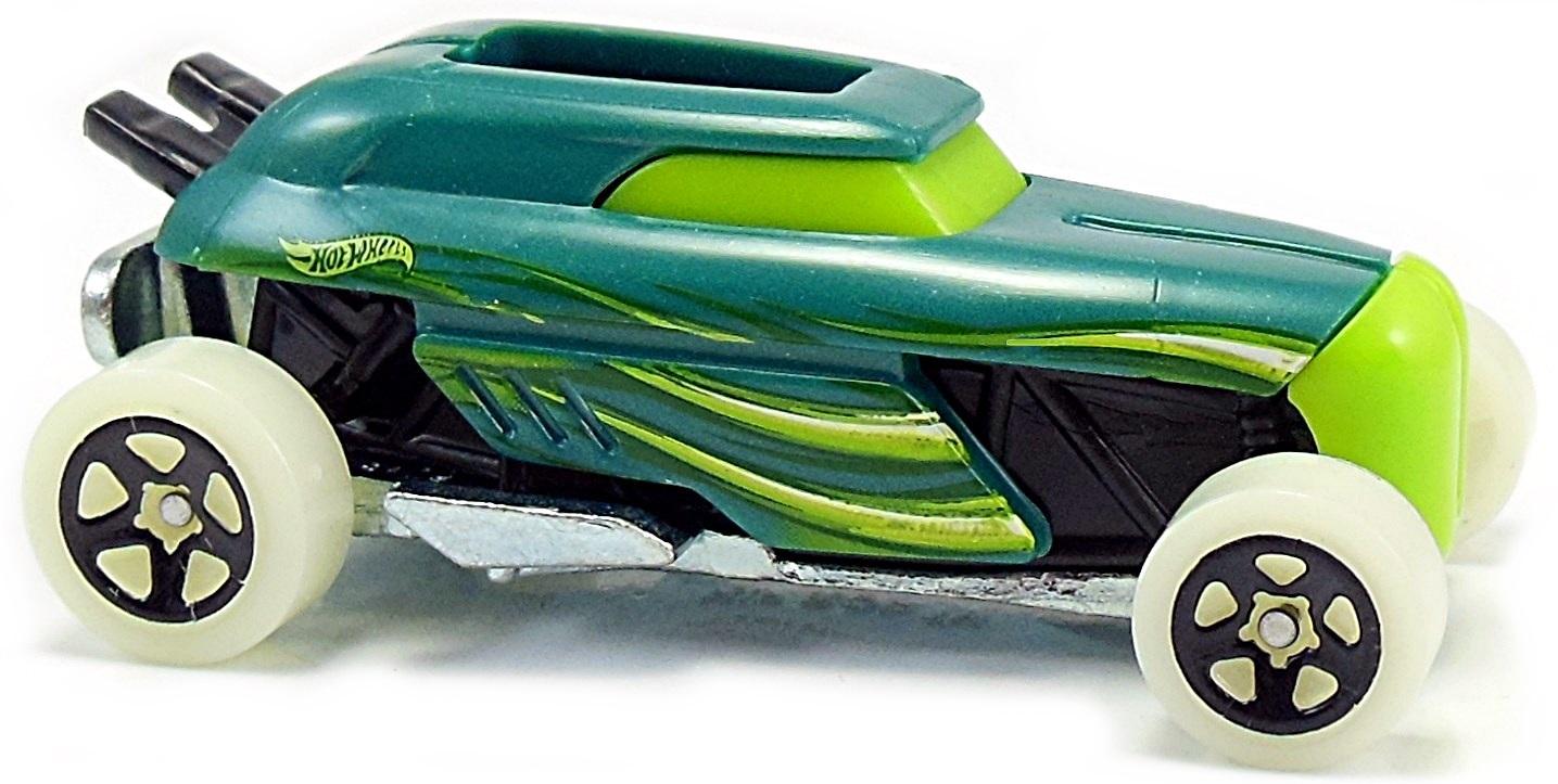 Rip Rod 67mm 2014 Hot Wheels Newsletter