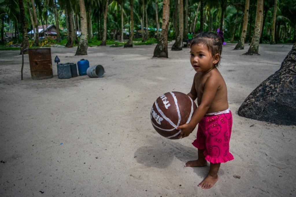 Basketbal je všade aj na najmenších ostrovoch
