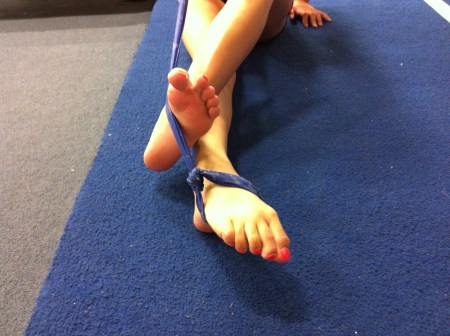 Tibialis posterior strengthening