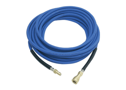 50 Feet Superflex Hp Solution Line Quick Connects And