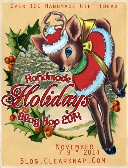 Handmade Holidays 2014 Hop Logo