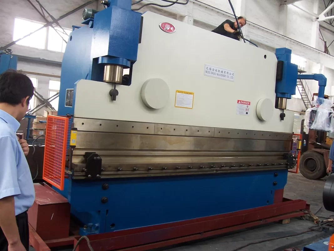 Machine Hydraulic 320 Ton Cnc Hydraulic Press Brake Bending Machine Sheet Metal
