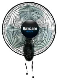 Hurricane SHO Oscillating Wall Mount Fan 16 in 16 Inch ...