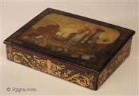 Antique Writing Boxes And Lap Desks C 1999 2011 Antigone