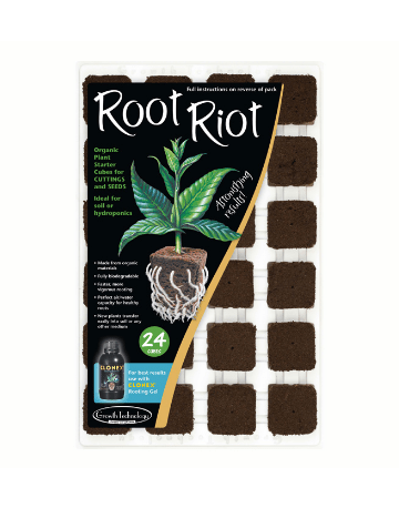 Growth Technology Root Riot 24 Cell Tray