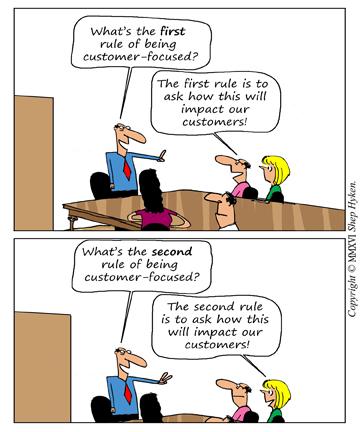 Higher Profits or More Customers - Shep Hyken
