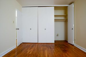 large closet space in our staten island apartments