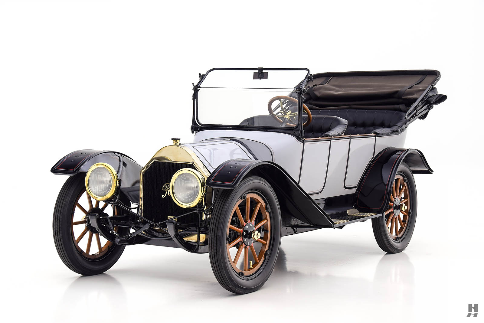 Vintage Metallregal 1914 Regal Underslung Touring | Hyman Ltd.