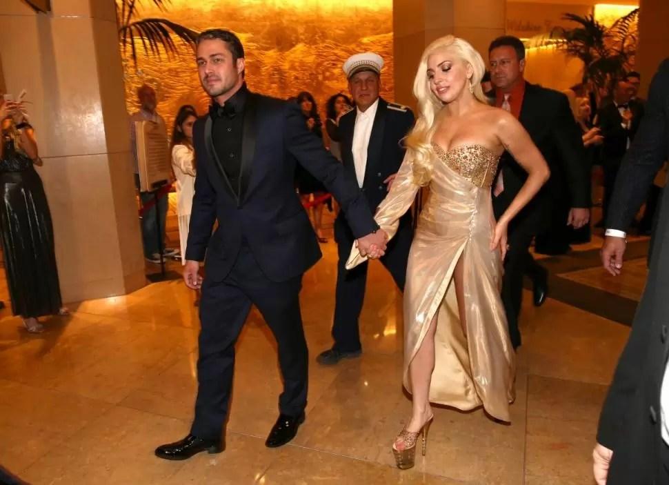 Valentines2015 Lady Gaga39s Best Valentine39s Gift Ever