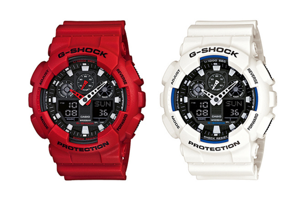 Image of Casio G-Shock GA-100B New Releases