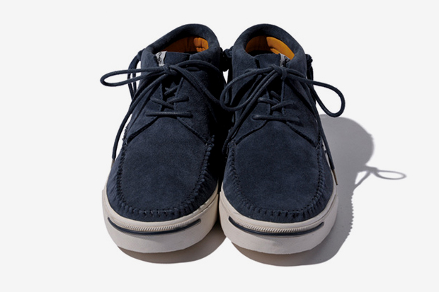 Image of SOPHNET. x visvim 2011 Fall/Winter Footwear