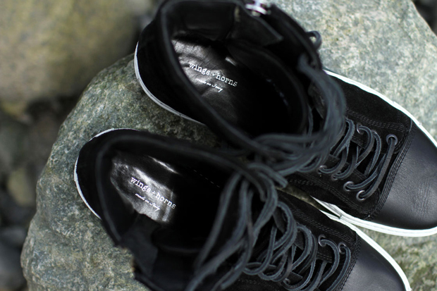 Image of wings + horns 2011 Fall/Winter High Top Sneakers