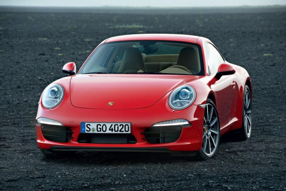 Image of 2012 Porsche 911