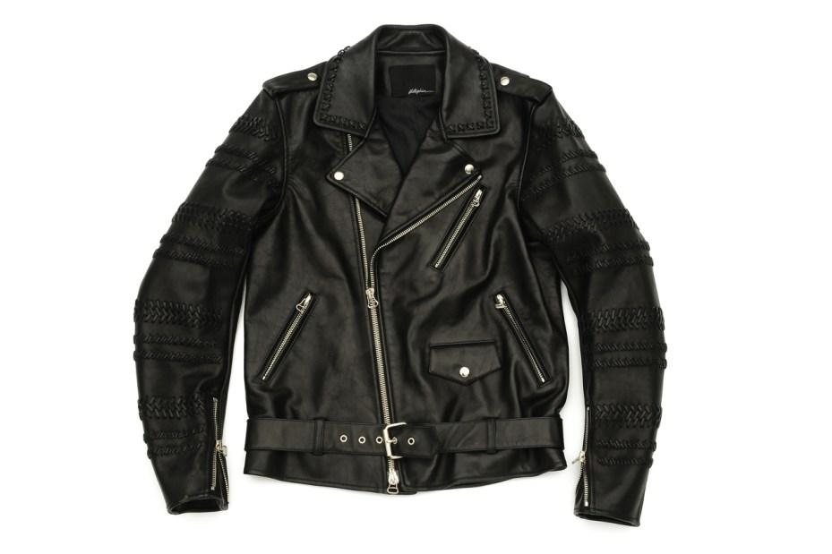Image of 3.1 Phillip Lim Hand Braided Sleeve Motorcycle Jacket