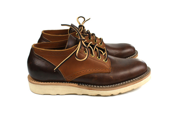 Image of 4 Horsemen Supplies x Viberg Saddle Oxford