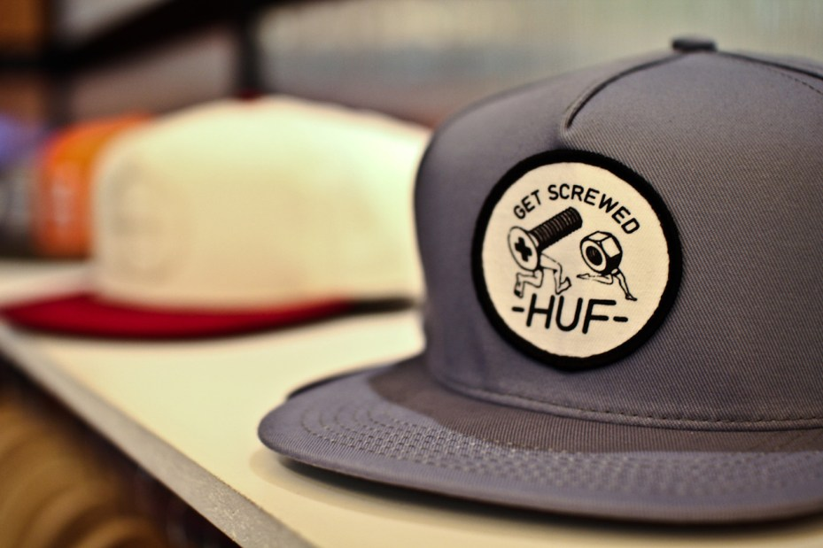 Image of HUF 2012 Spring Headwear Preview