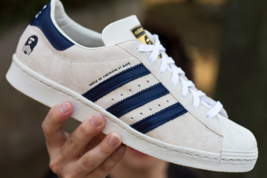 Image of A Bathing Ape x adidas Originals Superstar Release Recap