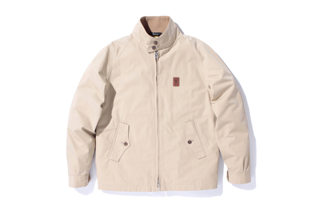 Image of A Bathing Ape x Baracuta 2011 Fall G-4 Jacket
