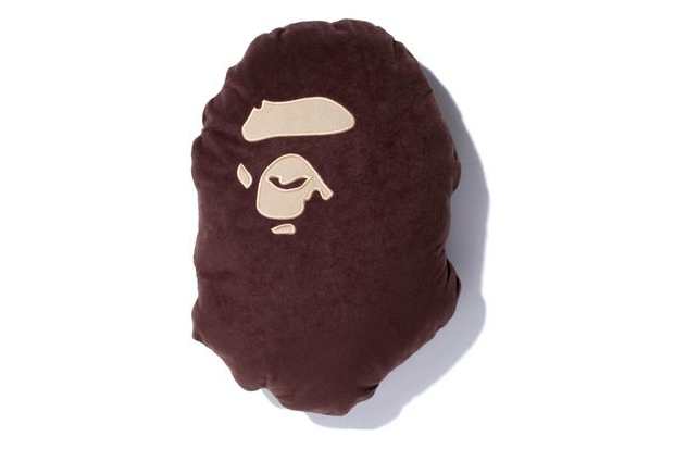 Image of A Bathing Ape FLANNEL CUSHION