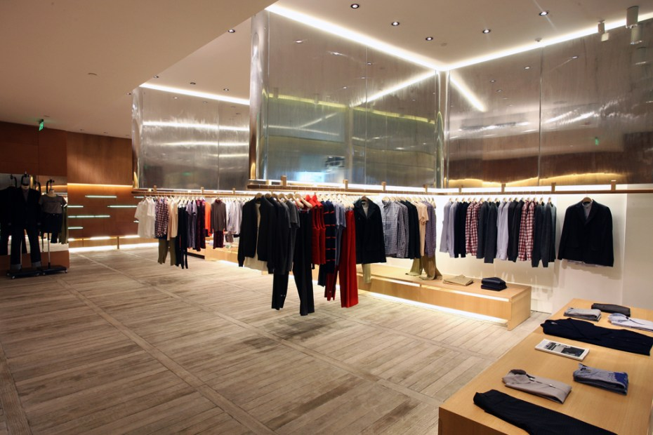Image of A.P.C. Beijing Store Opening