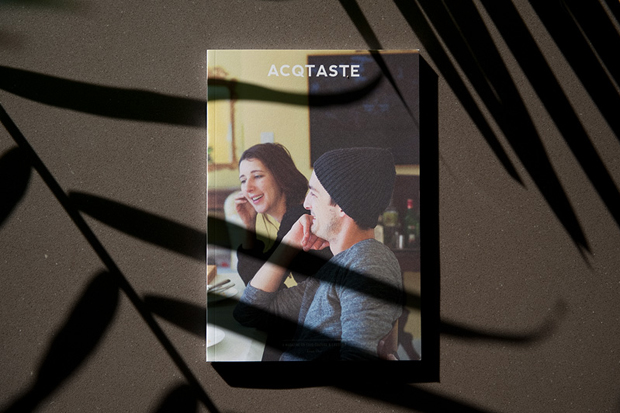Image of ACQTASTE Issue 1