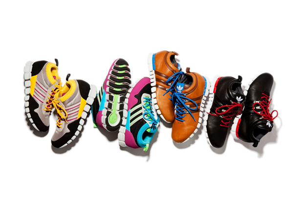 Image of adidas Originals adiMEGA 2011 Fall/Winter Collection