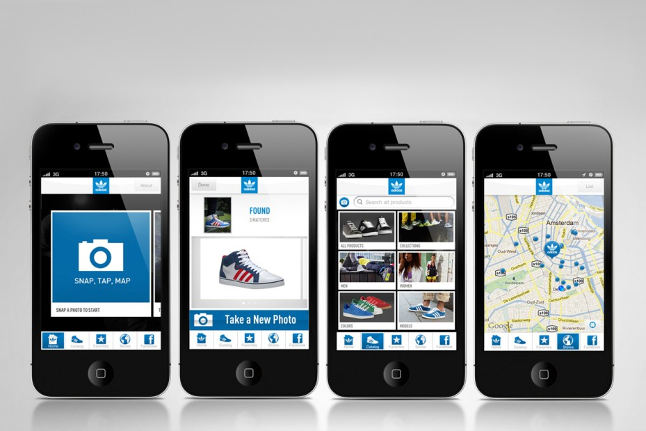 Image of adidas Originals Launches iPhone App