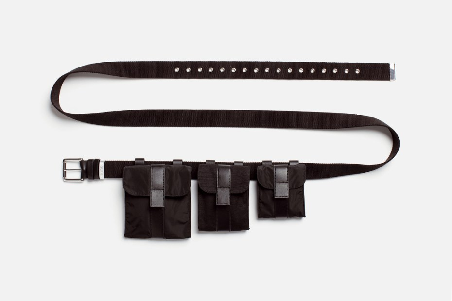 Image of adidas SLVR Belt Pocket