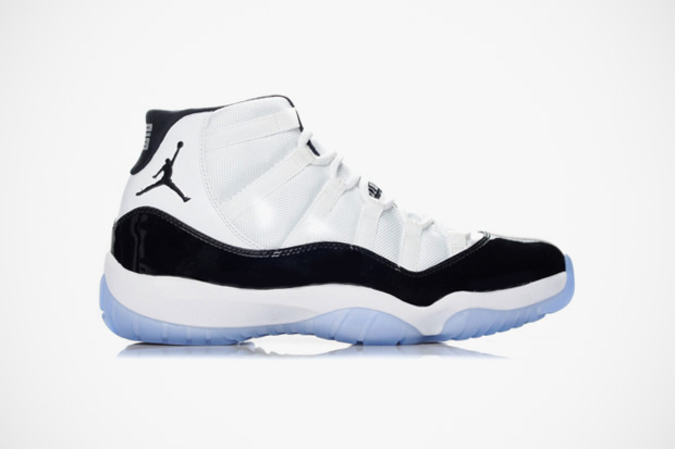 Image of Air Jordan 11 &quot;Concord&quot; Retro Preview