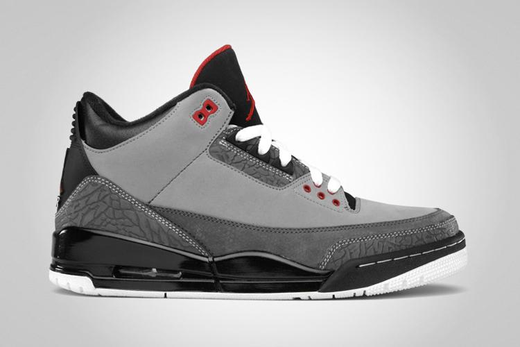 """Image of Air Jordan 3 """"Stealth"""""""