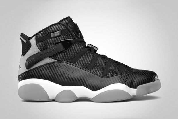 "Image of Air Jordan 6 Rings ""Carbon Fiber"""