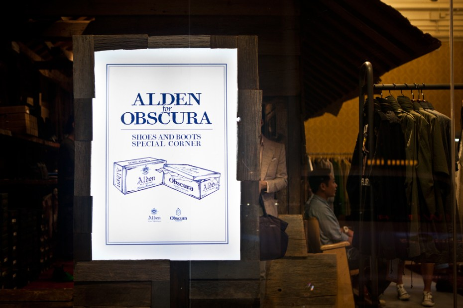 Image of Alden for Obscura Magazine Capsule Collection Launch @ THINK SILLY Event Recap
