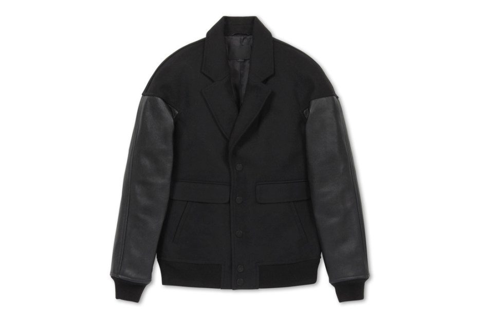 Image of Alexander Wang Felt Jacket