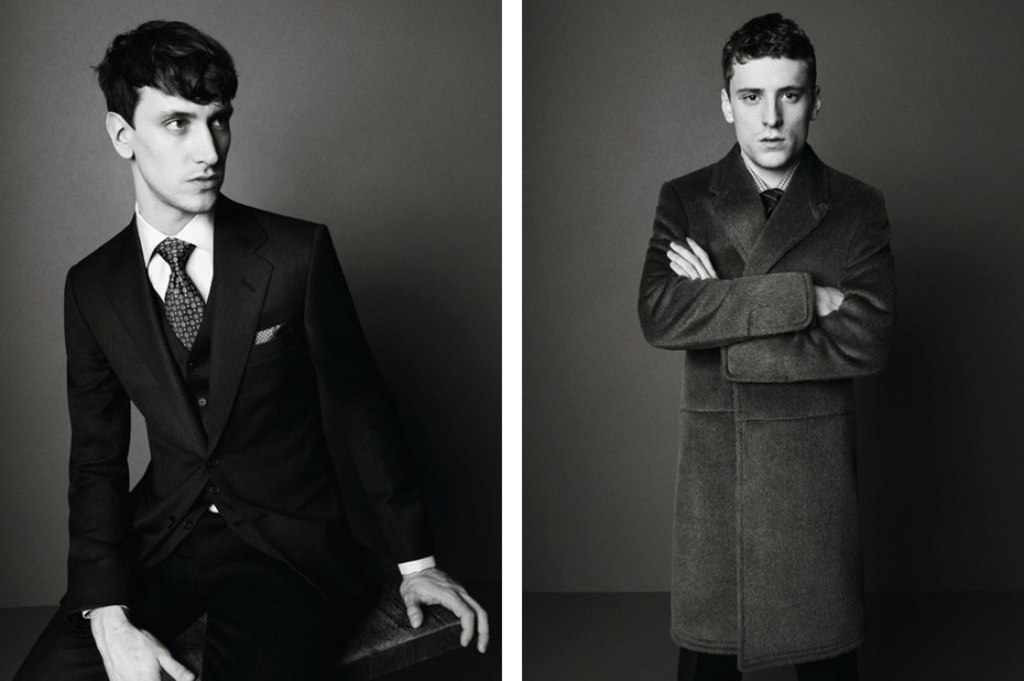 "Image of Alfred Dunhill 2011 Fall/Winter ""The Home"" Collection"
