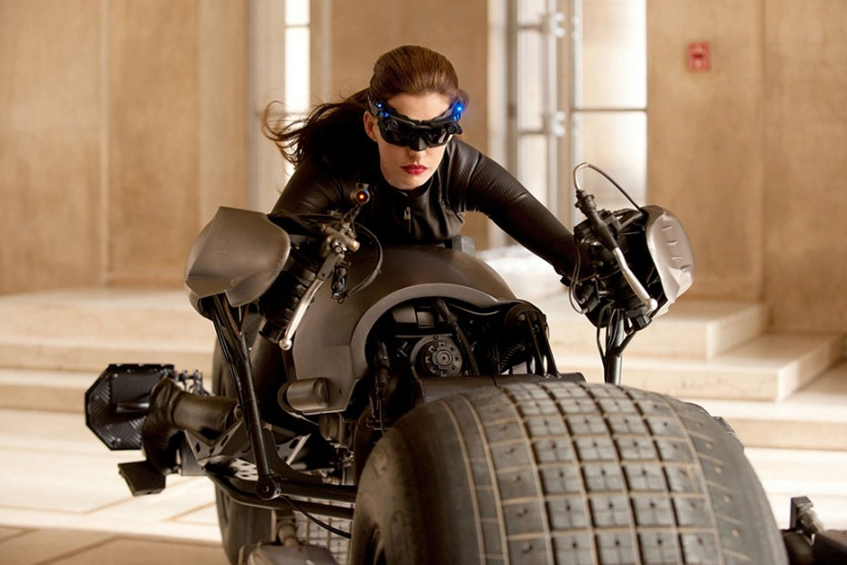 Image of Anne Hathaway in The Dark Knight Rises Preview