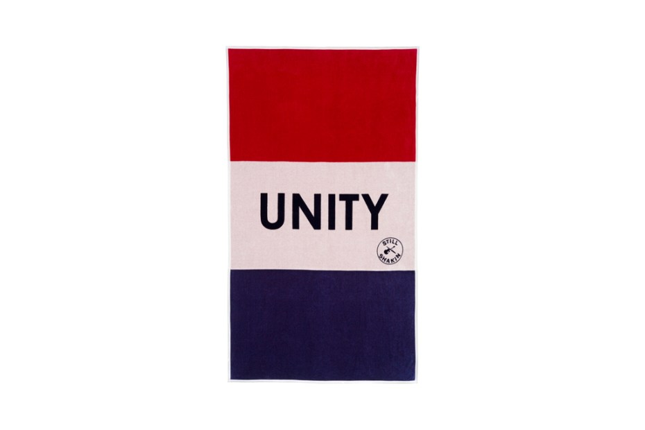 "Image of A.P.C. ""Unity"" Beach Towel"