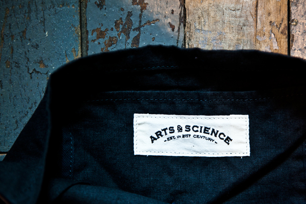 Image of Arts & Science Combi Shoulder Bag