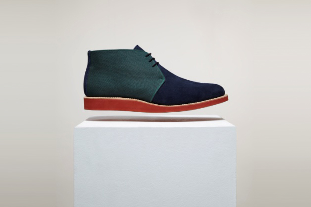 Image of ASOS Made in England 2011 Fall/Winter Footwear Collection