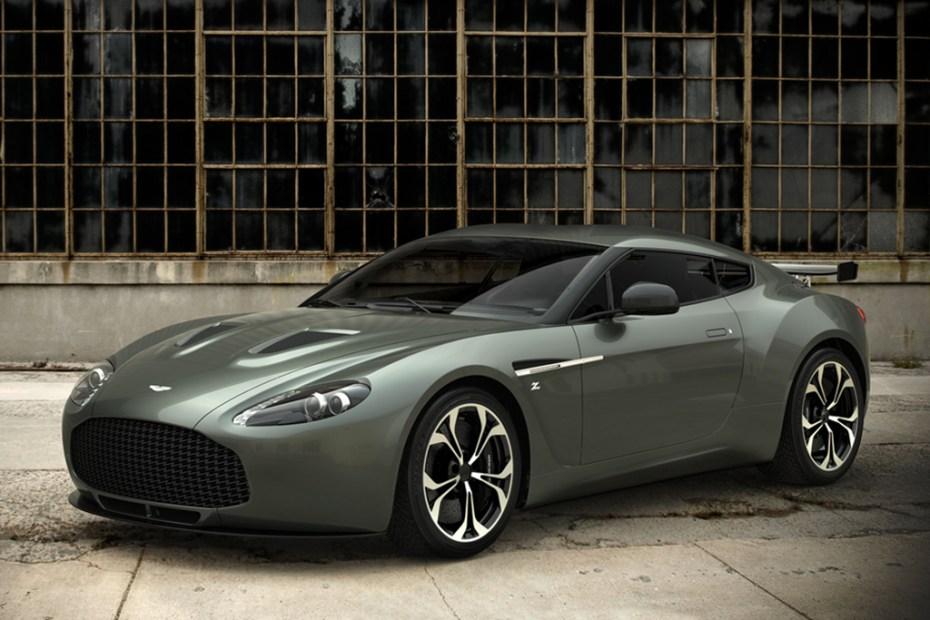 Image of Aston Martin 2012 V12 Zagato