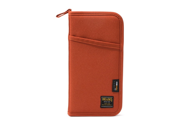 Image of BEAMS Cordura Passport Case
