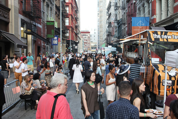 Image of Bean Pole x Kim Jones Block Party @ Opening Ceremony