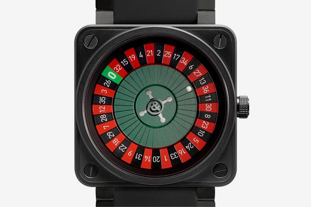 Image of Bell & Ross BR01 Casino