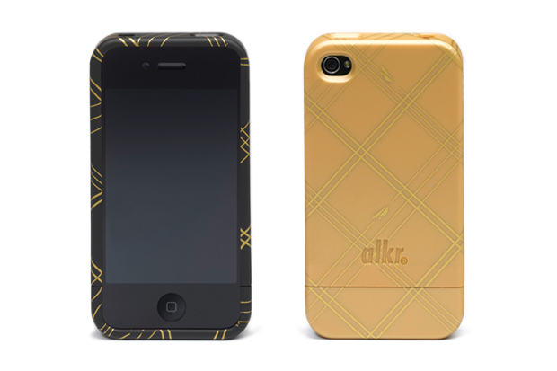 Image of Benny Gold x alkr iPhone 4 Cases