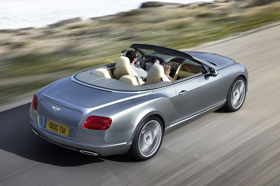 Image of Bentley 2012 Continental GTC