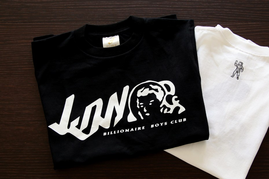 "Image of Billionaire Boys Club ""LDN"" T-Shirt"
