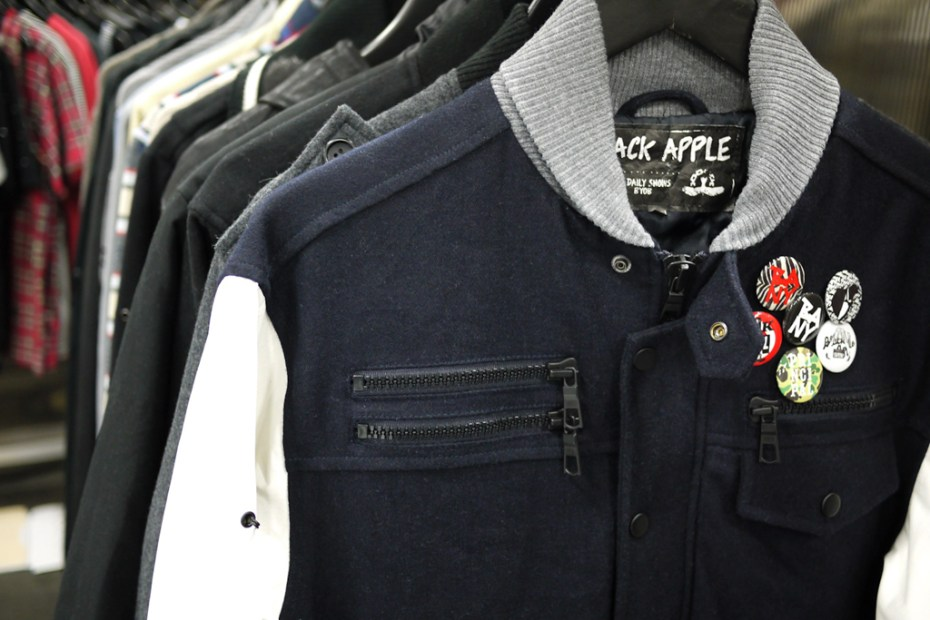 Image of Black Apple 2012 Spring/Summer Preview @ S.L.A.T.E.