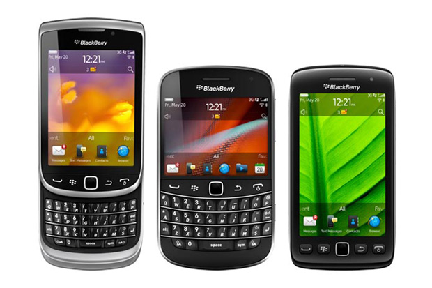 Image of BlackBerry 7 Smartphones