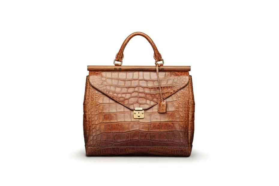 "Image of Burberry 2011 Fall/Winter ""Exotics"" Bag Collection"