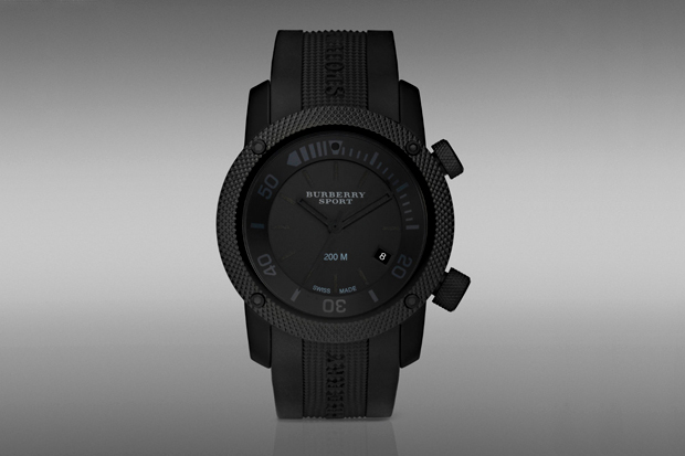 Image of Burberry Sport Diving Watch