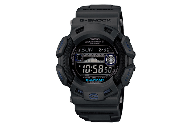 "Image of Casio G-Shock ""Men in Smoky Gray"" Collection"